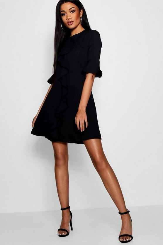 Frill Detail Dress