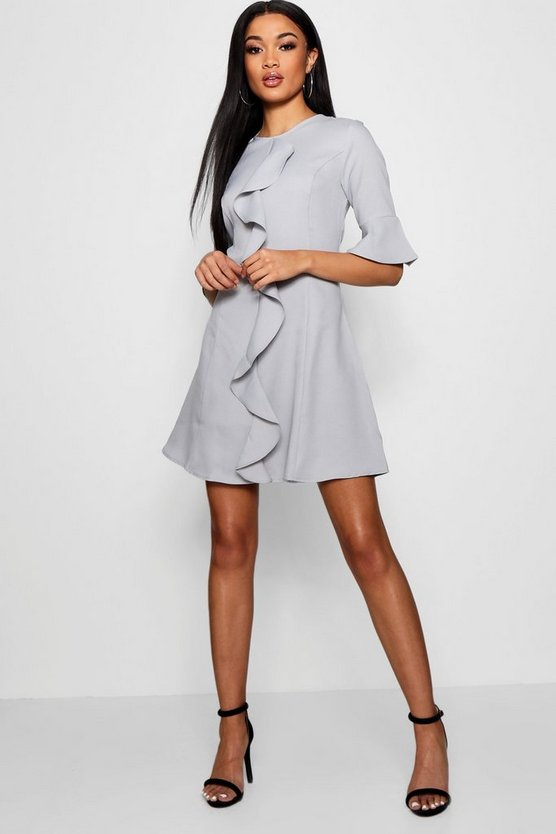 Harper Frill Detail Dress