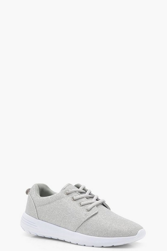 Shimmer Speckled Trainers