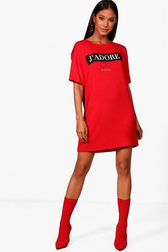 robe T Shirt Jadore Paris Meghan