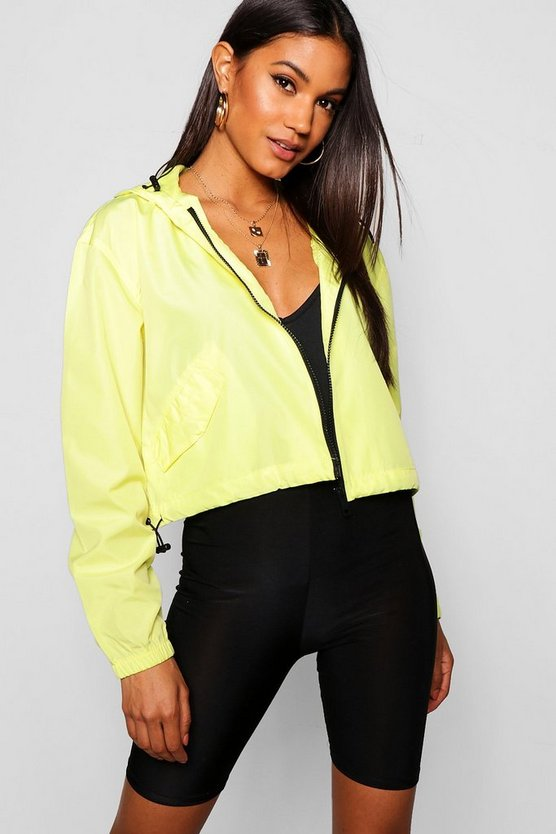 Emma Crop Sports Jacket