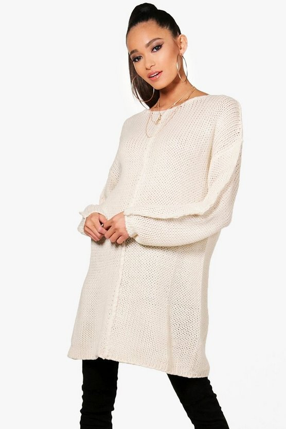 Hallie Oversized Jumper