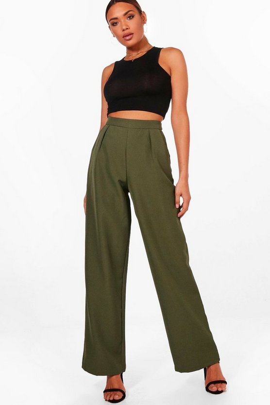 Rhyla Premium Wide Leg Trousers