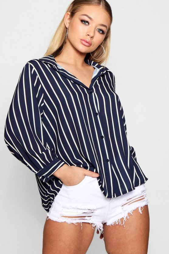 Katie Stripe Shirt