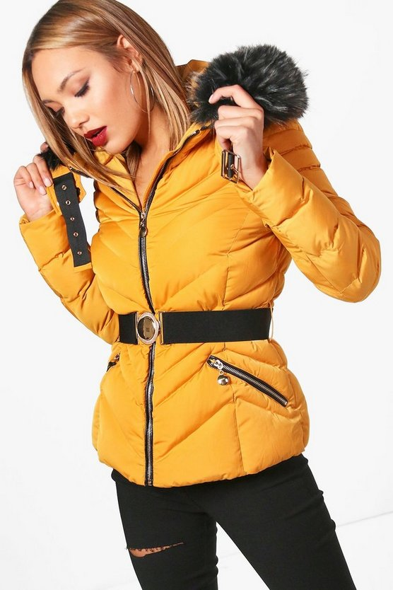 Padded Premium Coat