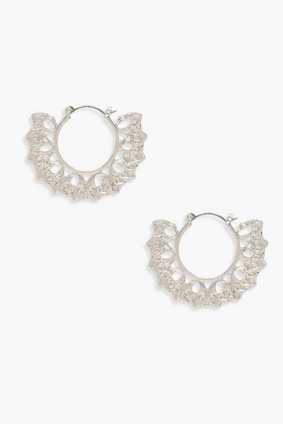 Jodie Boho Hoop Earrings