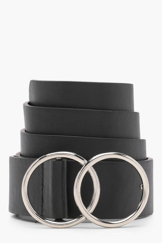 Hannah Double Ring Boyfriend Belt