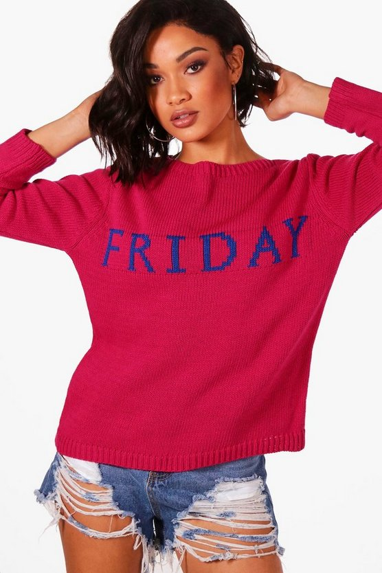 Amy Friday Jumper