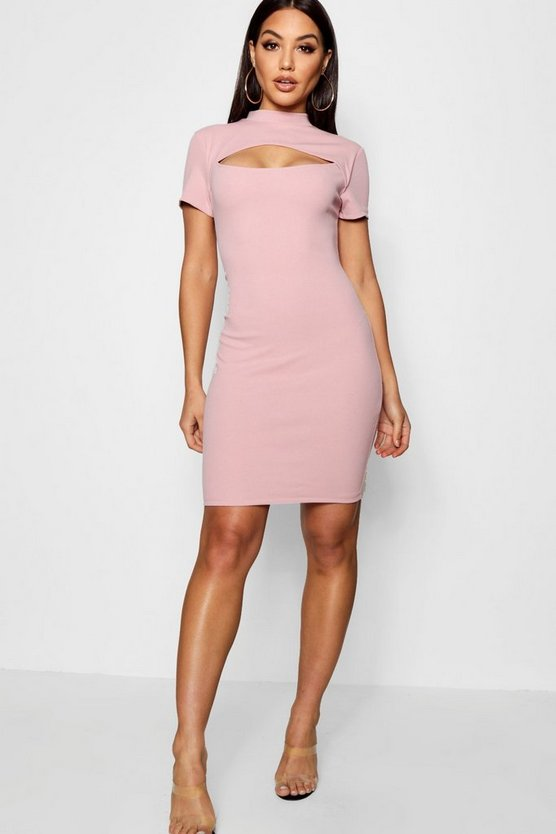 Sarah Cut Out Detail Dress