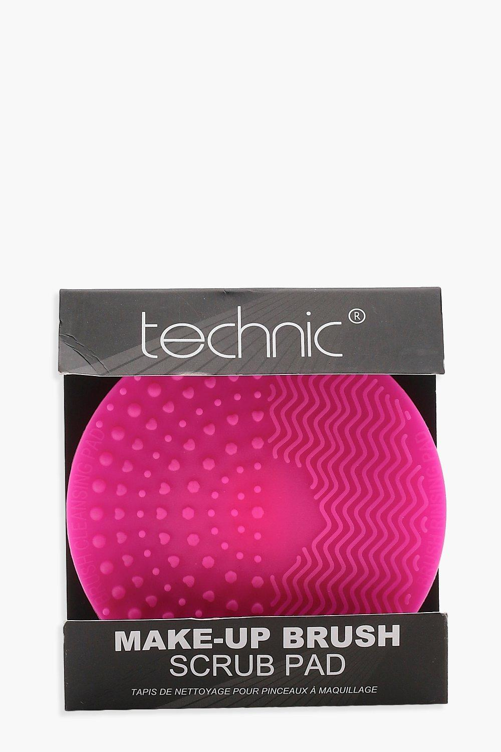 Technic Womens Technic Brush Cleaning Pad - Purple - One Size, Purple
