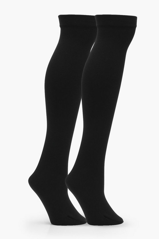 Maria 3 Pack Thermal Knee High Socks