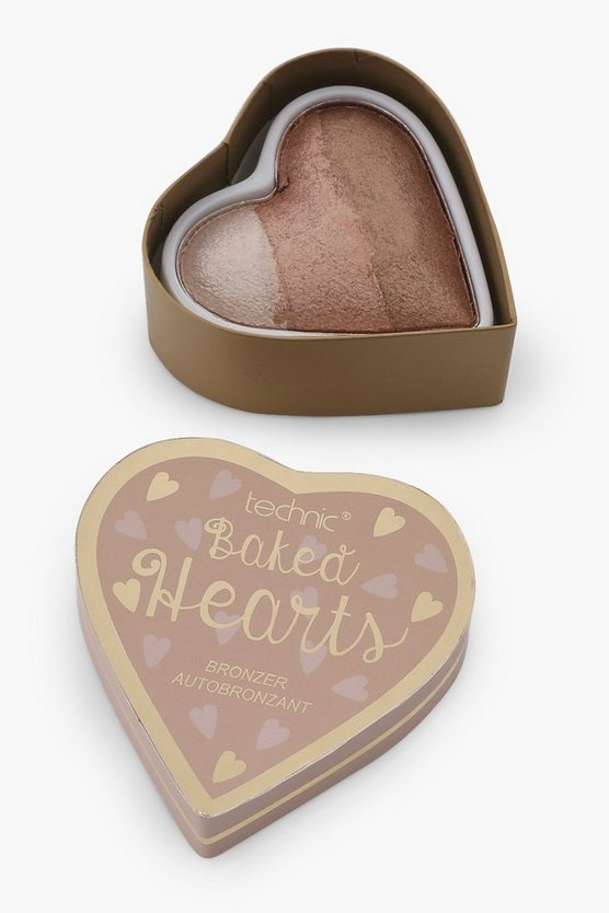 Technic Baked Hearts Bronzer Powder