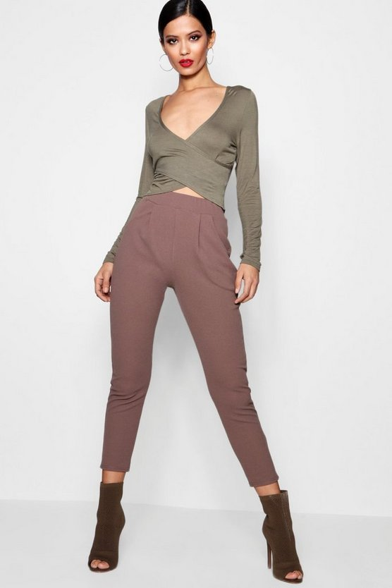 Nell Pleat Front Trouser