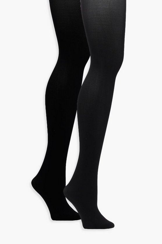 Ceri 2pk Soft Touch Luxury 40 Denier Tights