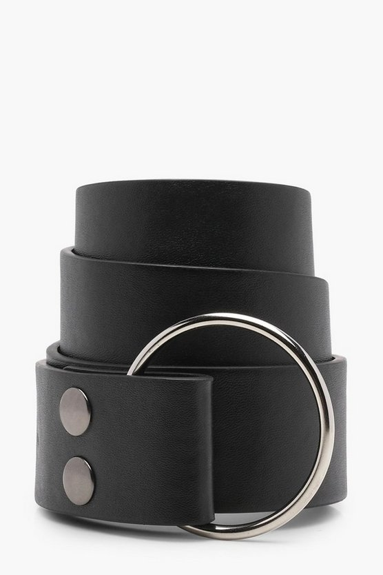 Steph O-Ring Popper Waist belt