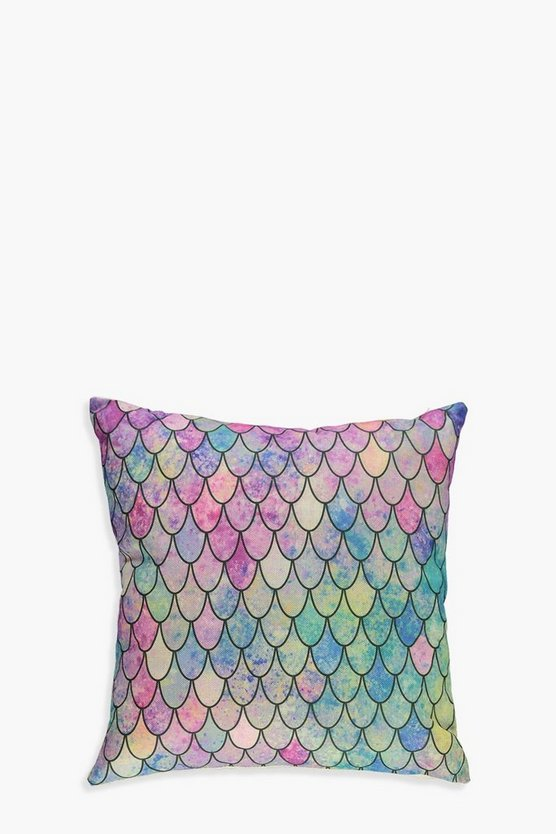 Mermaid Scale Cushion