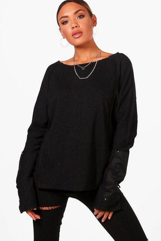 Olive Oversized Soft Knit Jumper