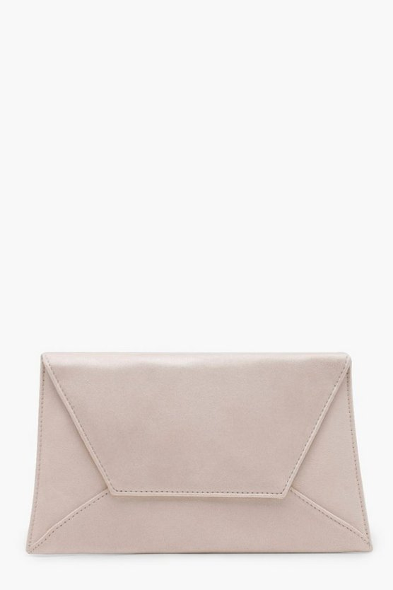 Molly Suedette Envelope Clutch