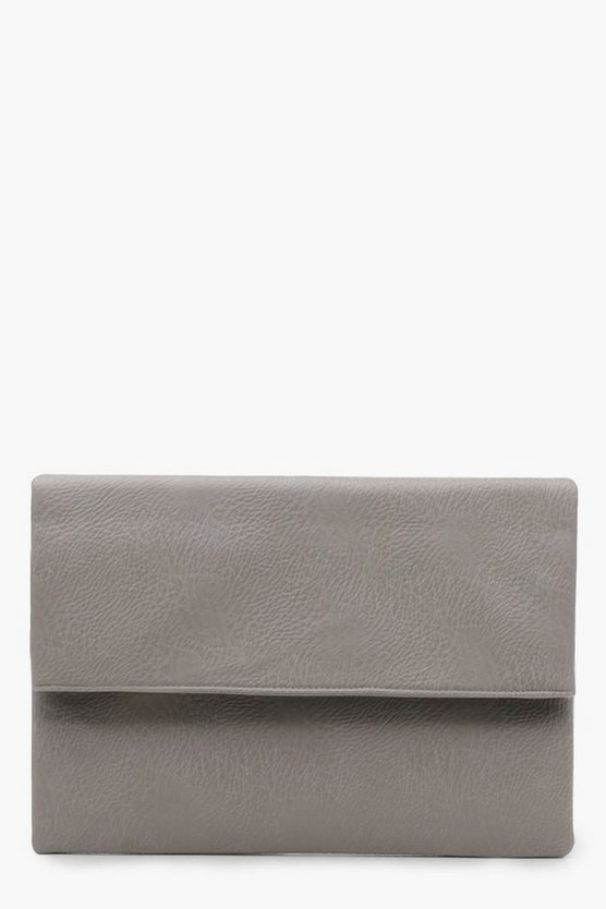 Erin Oversize Fold Over Clutch