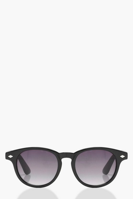 Lily Round Retro Sunglasses