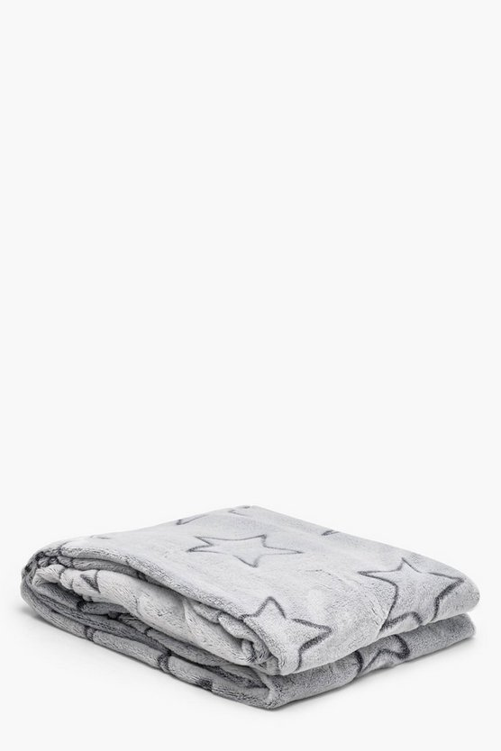 Grey Star Supersoft Blanket