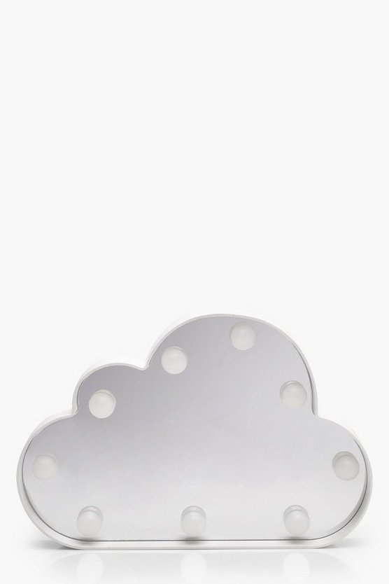 Cloud Light Up Mirror