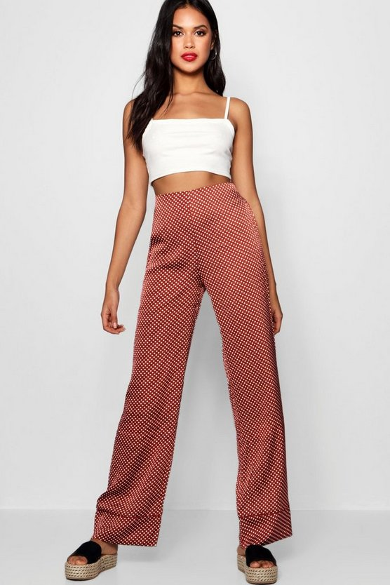 Millie Polka Dot Trouser