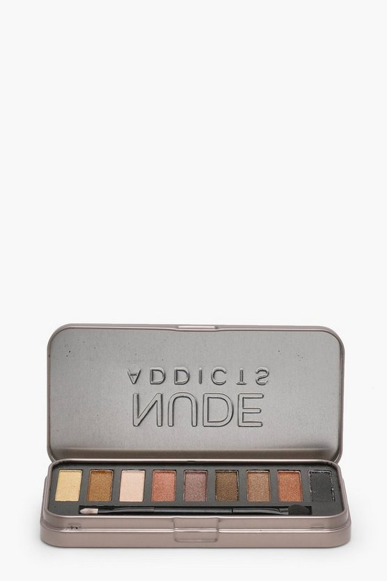 Nude Addicts Palette