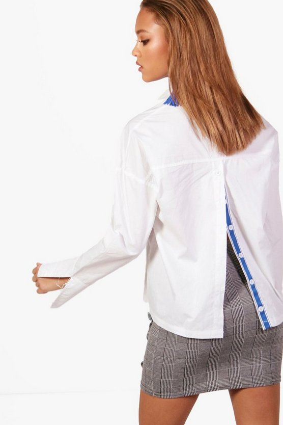 Lillie Sports Stripe Shirt