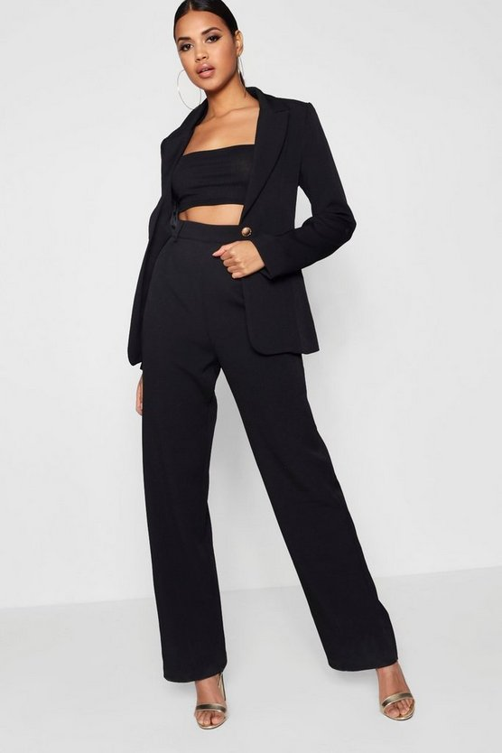 Samantha Wide Leg Trouser