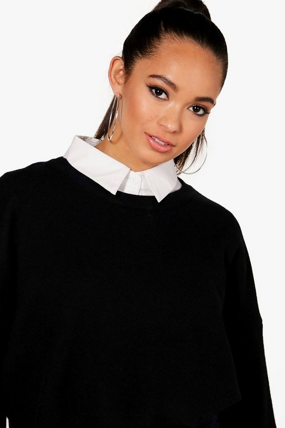 Amber Layering Collar Shirt