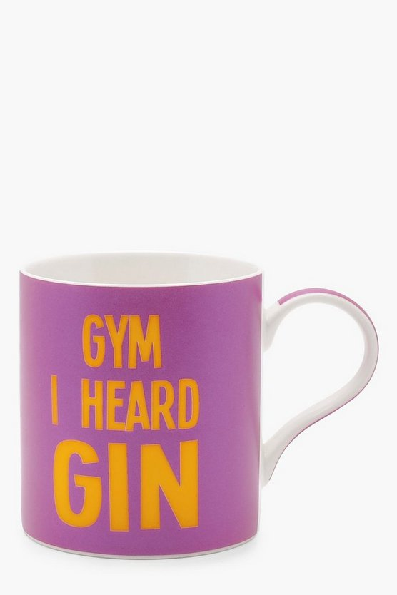 Gym And Gin Mug
