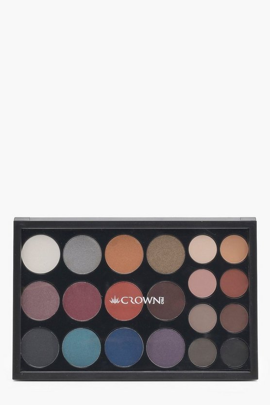 Crown Pro Eyeshadow Bold Collection