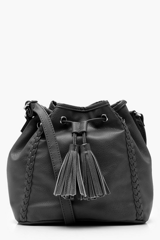 Hannah Whip Stitch Duffle Bag
