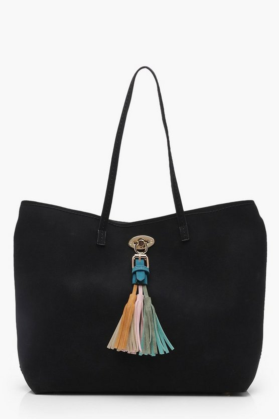 Kate Multi Tassel Day Bag