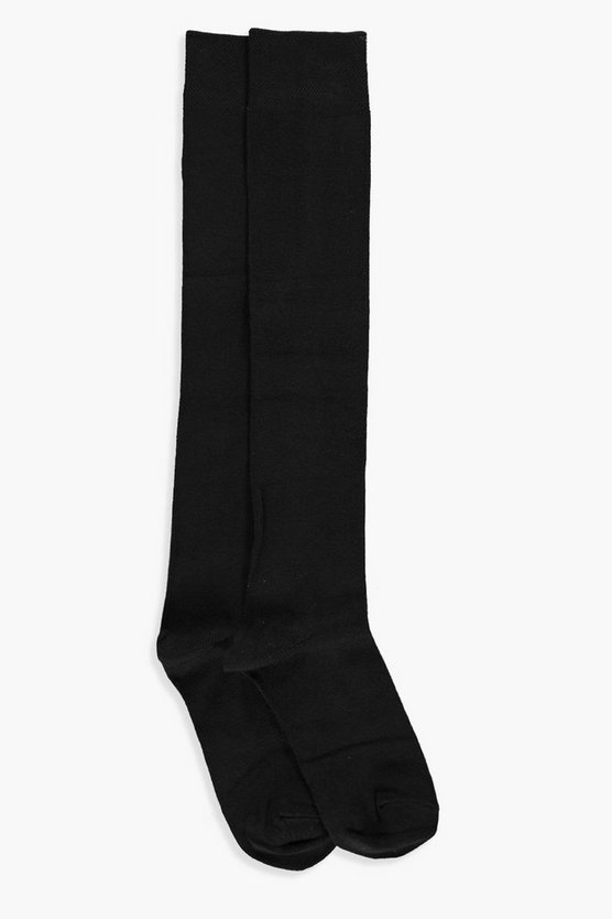 Megan Luxury Over The Knee Socks