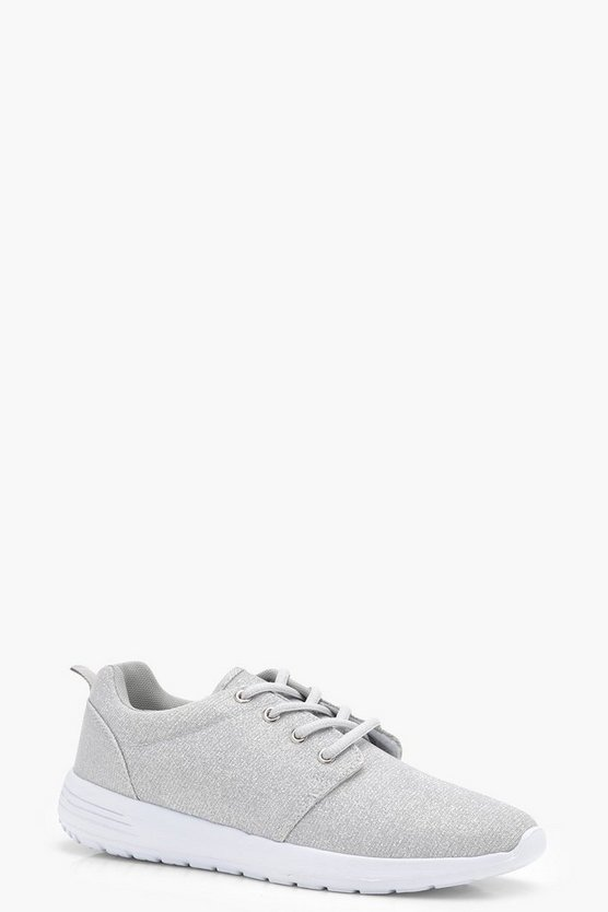 Jemima Paint Splash Sports Trainers