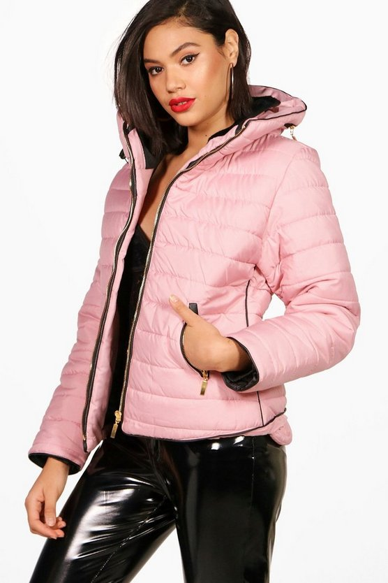 Sara Quilted Jacket