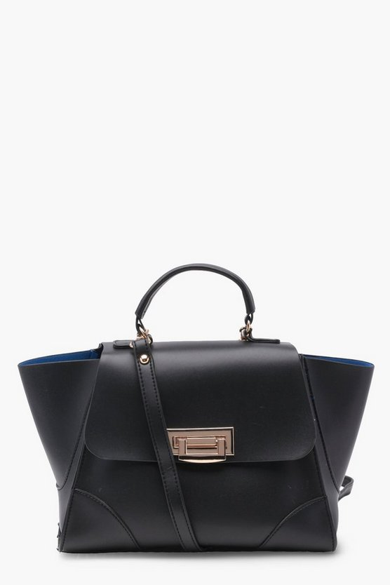 Lily Structured Mini Satchel