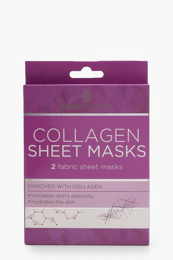 Collagen Sheet Face Mask