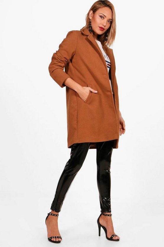 Karley Wool Look Coat