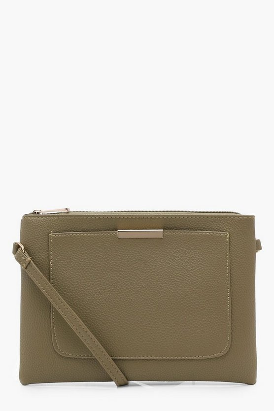 Kelly Pocket & Bar Cross Body