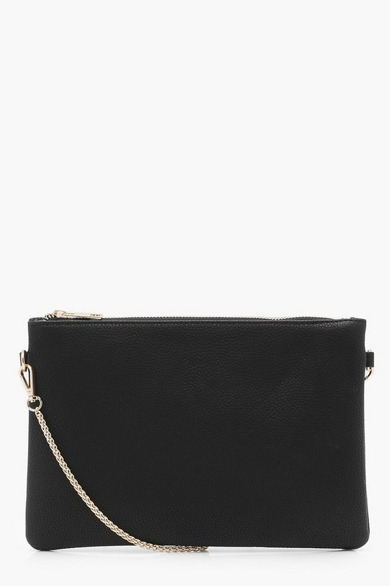Maria Chunky Chain Cross Body
