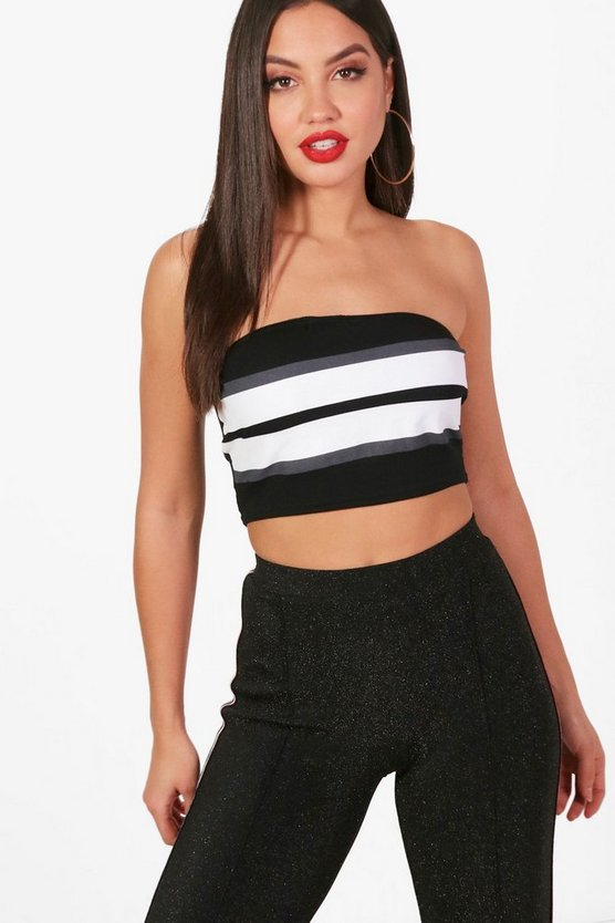 Sports Stripe Bandeau