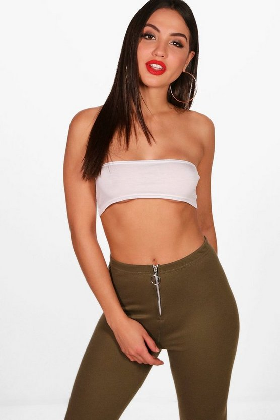 Basic Cropped Bandeau