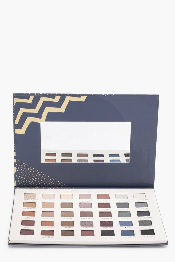 Q-KI Beauty Eyeshadow Palette