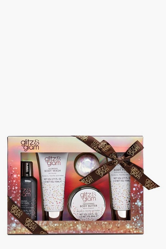 S&G Glitz & Glam Pamper Me Gorgeous Set