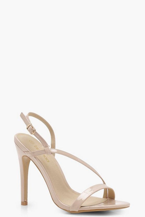 Orla Asymmetric Strap Sandals