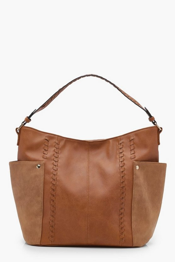 Erin Whipstitch & Pocket Day Bag