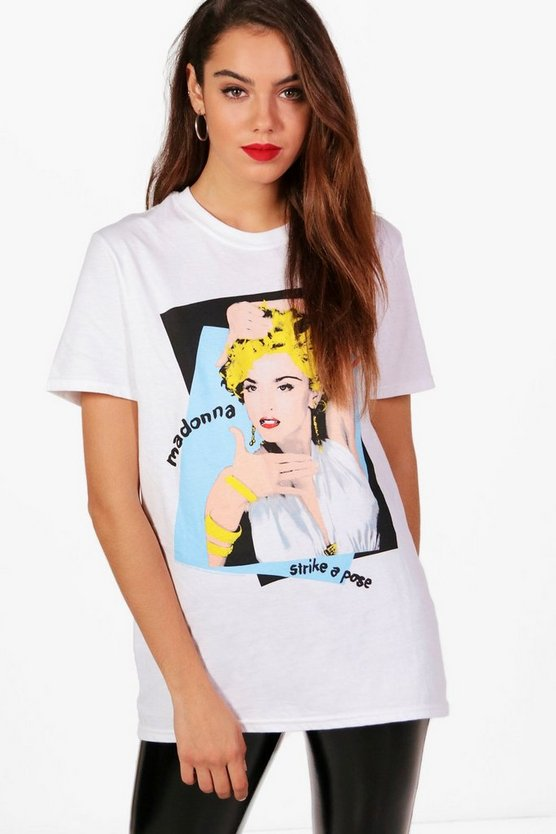 Madonna Licensed T-Shirt